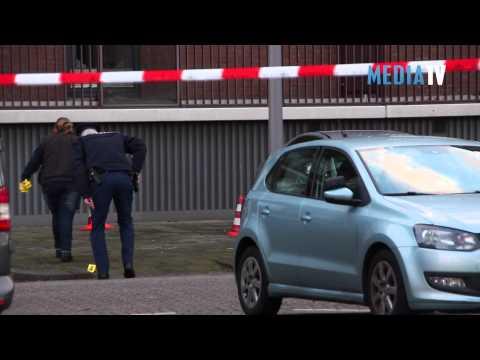 Schietpartij na ruzie Westkousdijk Rotterdam