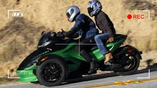 9. Can Am Spyder Roadsters Review