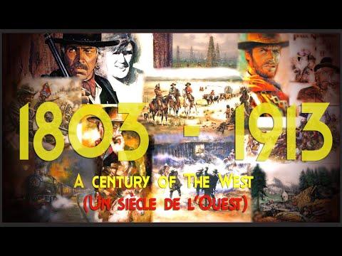 1803-1913 : Une histoire de l'Amérique racontée à travers 200 westerns