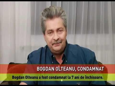 Bogdan Olteanu, condamnat la 7 ani de închisoare