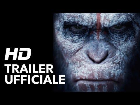 Preview Trailer Apes Revolution - Il pianeta delle scimmie