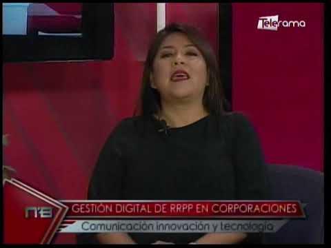 Gestión digital de RRPP en corporaciones comunicación innovación y tecnología