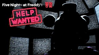 Five Nights At Freddy's VR: Help Wanted - Announcement Trailer