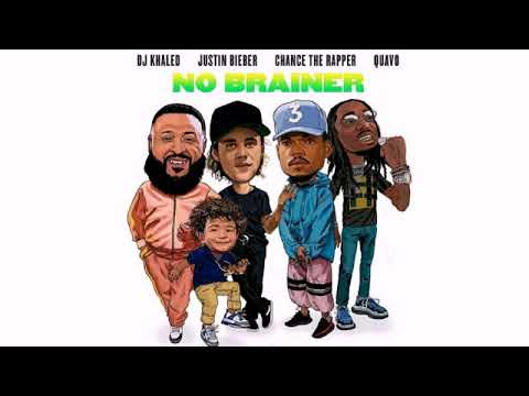 ( 1 Hour ) No Brainer - Dj Khaled Ft. Justin Bieber, Quavo, Chance The Rapper