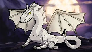 MOON Dragon ONLY Hatches at NIGHT! (Minecraft Dragons)