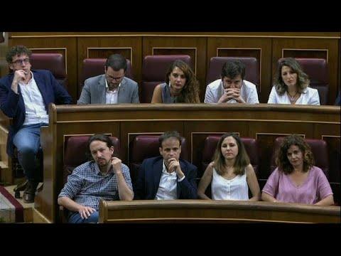 Σάντσεθ: Κούρσα για την ψήφο εμπιστοσύνης στην ισπανική βουλή…