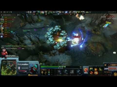 Tinker vs PR - Dota 2 Champions League - G1