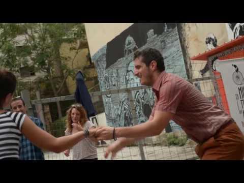 Video - Το εντυπωσιακό γκράφιτι στο Μεταξουργείο που προκάλεσε παγκόσμιο θαυμασμό