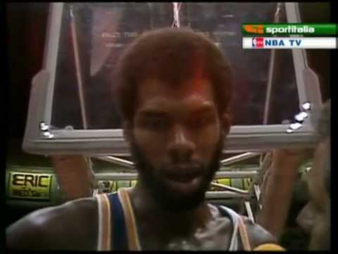 Kareem Abdul-Jabbar's Winning Buzzer Beater vs. Clippers-1979