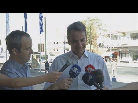 Κυρ. Μητσοτάκης: «Τηρώ τις δεσμεύσεις μου και νοικοκυρεύω τα του οίκου μας»