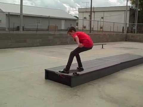 Ben Herschberger's skate sesh