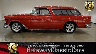 <h5>1955 Chevrolet Nomad</h5>