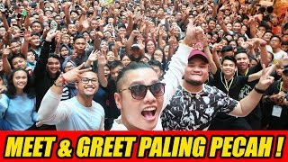 Video MEET & GREET PALING PECAH DI INDONESIA ! #GAZELLION MP3, 3GP, MP4, WEBM, AVI, FLV Oktober 2017