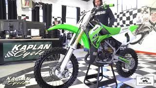 1. 2004 Kawasaki KX85