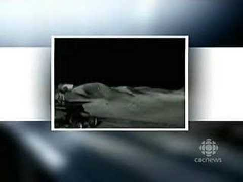 CBC National Newsclip - Odyssey Moon