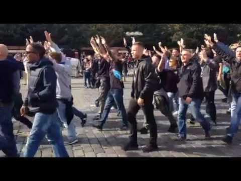 Ultras Inter in trasferta a Praga