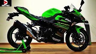 1. Kawasaki Ninja 400 KRT Edition Unboxing, Walkaround Review, Exhaust Note #Bikes@Dinos