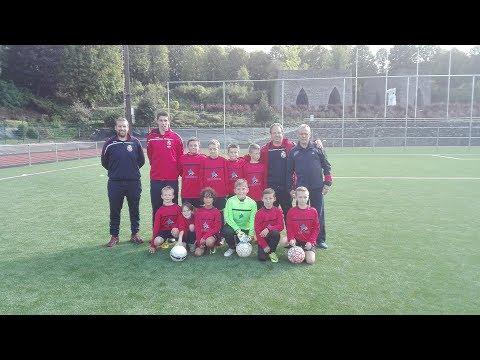 U11 (joueurs nés en 2007) RAS Pays-Blanc Antoing vs FC Enghien
