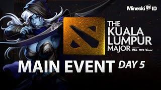 Video [DOTA 2]  Team Secret VS PSG.LGD (BO3) The Kuala Lumpur Major - Main Event Day 5 MP3, 3GP, MP4, WEBM, AVI, FLV November 2018