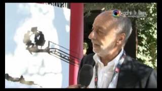 Intervista ad Andrea Piquè - Ischia Film Festival 2010
