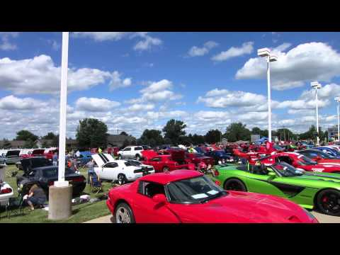IL VOA - Mopars in Roanoke Car Show