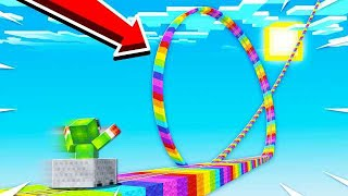 Video WORLD'S BIGGEST MINECRAFT ROLLERCOASTER! (45+ MINUTES!) MP3, 3GP, MP4, WEBM, AVI, FLV Juli 2019