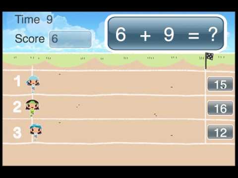 Math Running Android