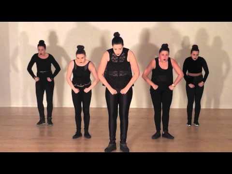 Katy Perry – Dark Horse Anna Nordbeck choreography