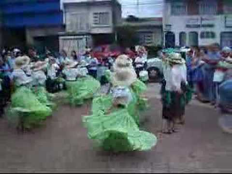 Baile Típico Tambito (Cartago, Costa Rica)