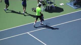 Download Video Rafael Nadal puts always his right foot first / Nadal's foot tic MP3 3GP MP4