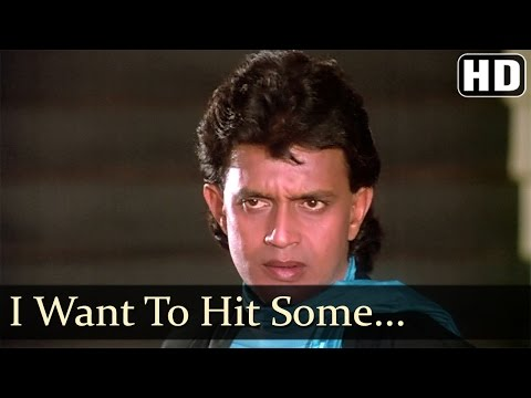 Video I Want To Hit Somebody - Mithun - Neelam - Waqt Ki Awaz - Hindi Songs - Kishore Kumar - Asha Bhosle download in MP3, 3GP, MP4, WEBM, AVI, FLV January 2017