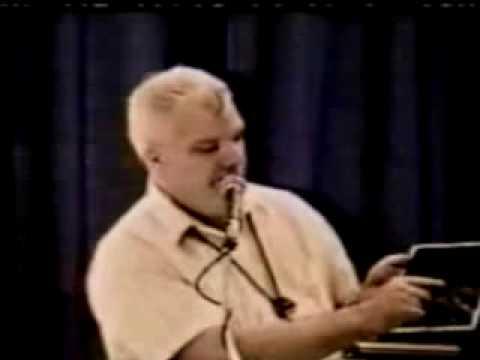 Phil Schneider 3 of 7 DULCE ALIEN CONFRONTATION