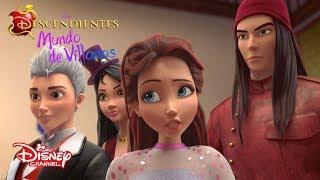 """Continúa conociendo a Zevon, el nuevo habitante de Auradon.  ¡Sigue en el universo de Descendientes con Mundo de Villanos, en Disney Channel!Sitio oficial de Disney Channel: http://www.disneylatino.com/disneychannel/Síguenos en Facebook: http://www.facebook.com/disneychannellatinoamericaTwitter: https://twitter.com/disneychannellaInstagram: https://instagram.com/disneychannel_la/¡Haz click en """"Suscribirse"""" para recibir notificaciones de los nuevos videos de Disney Channel en YouTube!"""