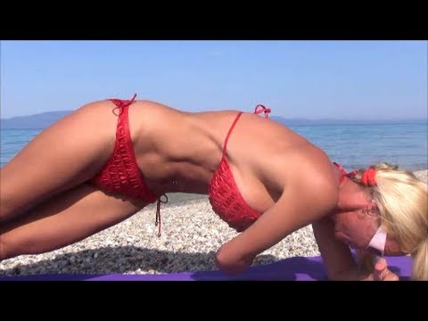 15 Minute KILLER BIKINI AB WORKOUT | Get Sexy Six Pack Training Video (HD)