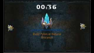 Starcraft 2 Builds Timer YouTube video