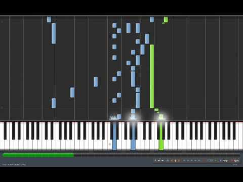 Synthesia - Shining Force II OST - Mitula (Piano and Flute)