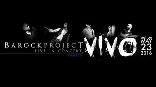 Video Barock Project - VIVO (double CD live 2016)