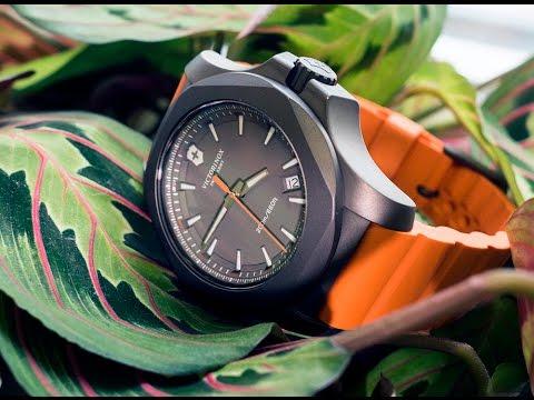 Обзор часов Victorinox I.N.O.X. Titanium