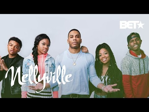 coming - Catch a sneak peek of #NellyVille - Coming to BET 11/25!!!