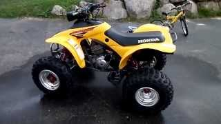 1. 2003 Honda TRX 300EX 300 EX For Sale, Parting Out Only