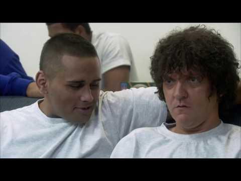 Jonah From Tonga (DELETED SCENE) - Guard Crush