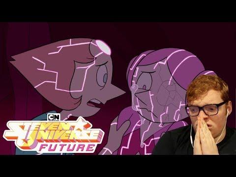 Steven Universe Future Season 1 Episodes 3 & 4 Rose Buds & Volleyball Reaction