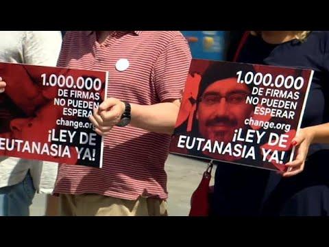 Ισπανία: Ενα εκατομμύριο υπογραφές υπέρ της ευθανασίας…