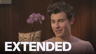 Shawn Mendes Doesn't Need To Clarify His Love Life | EXTENDED