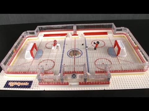 Gametime Chicago Blackhawks Hockey Rink from Oyo Sports