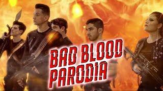 DONALD TRUMP - BAD BLOOD PARODIA - Don Cheto & Luis Coronel (VIDEO OFICIAL FULL HD) #BadDonald
