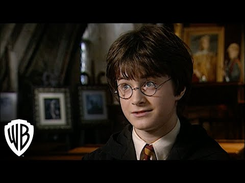 Harry Potter and the Chamber of Secrets | HBO First Look | Warner Bros. Entertainment