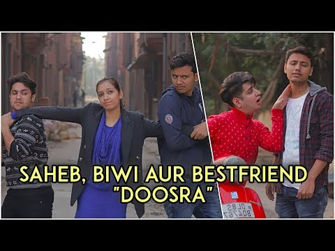 "Saheb, Biwi Aur Bestfriend "" Doosra"" Feat. Nazarbattu | Harsh Beniwal"