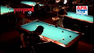 Andy Mercer 9 Ball / Ronnie Alcano VS Ernie Jacinto / March 2013