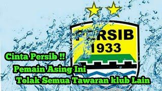 Video Cinta Persib Bandung, Pemain Asing Ini Tolak Semua Tawaran Klub Demi Gabung Persib! MP3, 3GP, MP4, WEBM, AVI, FLV Desember 2017